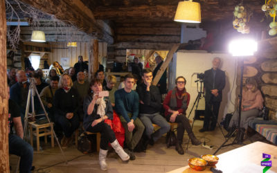 Фотоотчет о первой части Дня Сепаратиста на Хуторе Захара Прилепина