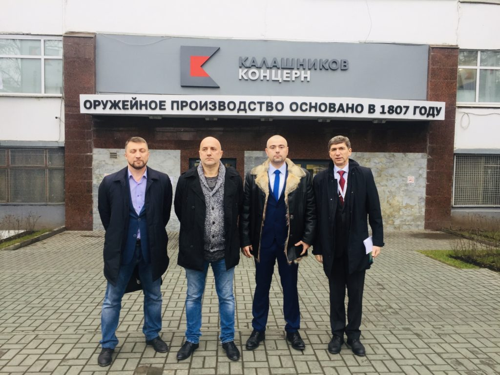 Захар Прилепин встретился со сторонниками в Ижевске 1