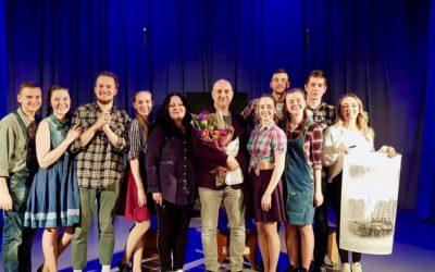 Студенты Пермского государственного института культуры поставили спектакль по рассказу Захара Прилепина