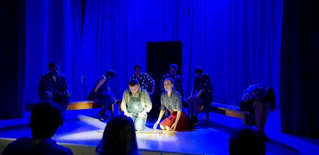 Студенты Пермского государственного института культуры поставили спектакль по рассказу Захара Прилепина 1
