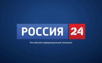 Захар Прилепин рассказал телеканалу Россия 24 о создании общественного Движения ЗА ПРАВДУ