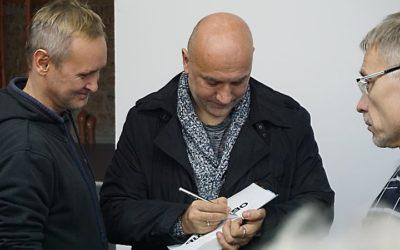 Захар Прилепин проведет творческую встречу в Перми