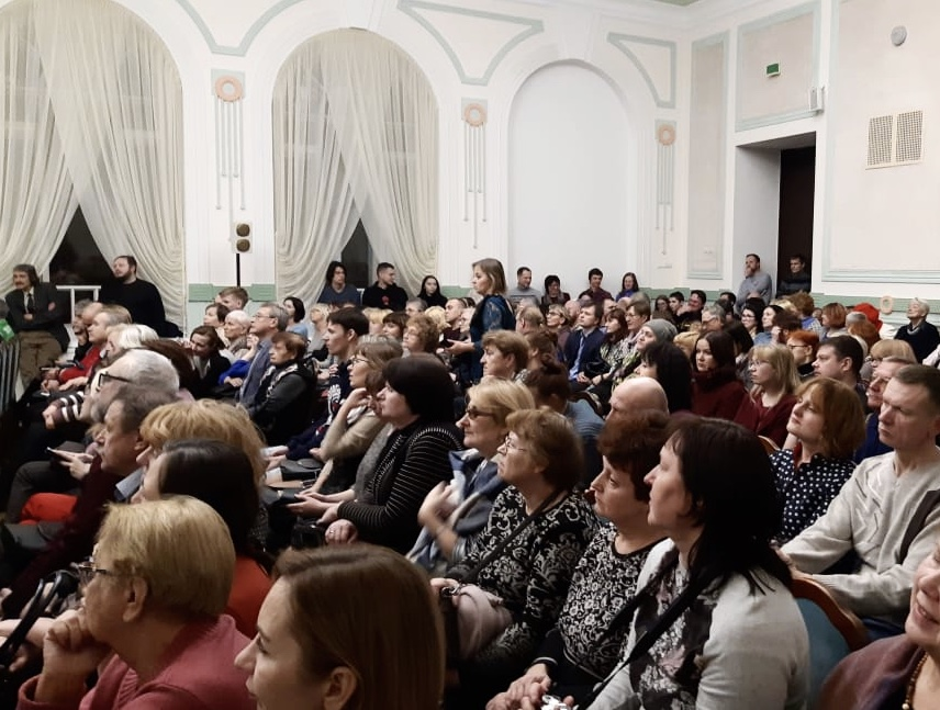 День Неизвестного Солдата Захар Прилепин встретил в Вологде 4