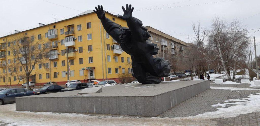«ЗА ПРАВДУ о войне» в Волгограде 9