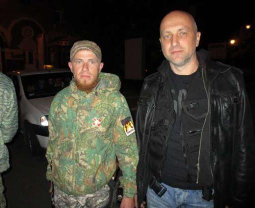"""Захар Прилепин создает политическую партию """"За правду"""" 2"""