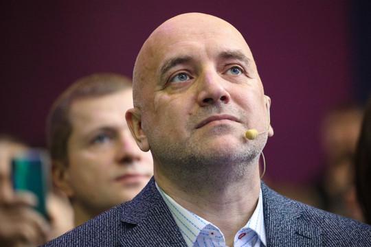 Захар Прилепин объяснил появление Собчак в шоу на Первом канале: «В России – капитализм»