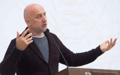 Встреча с Захаром Прилепиным с читателями во Франции