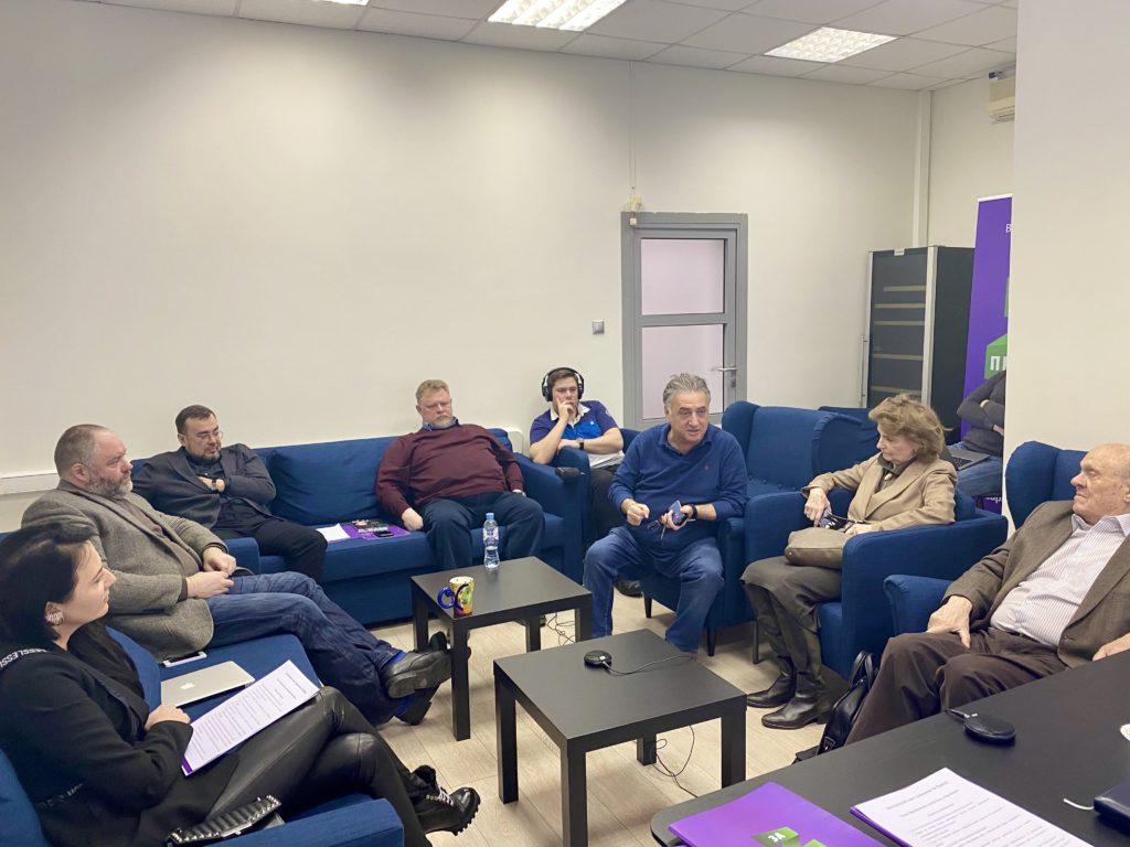 Состоялось заседание Экспертного Совета партии ЗА ПРАВДУ 3
