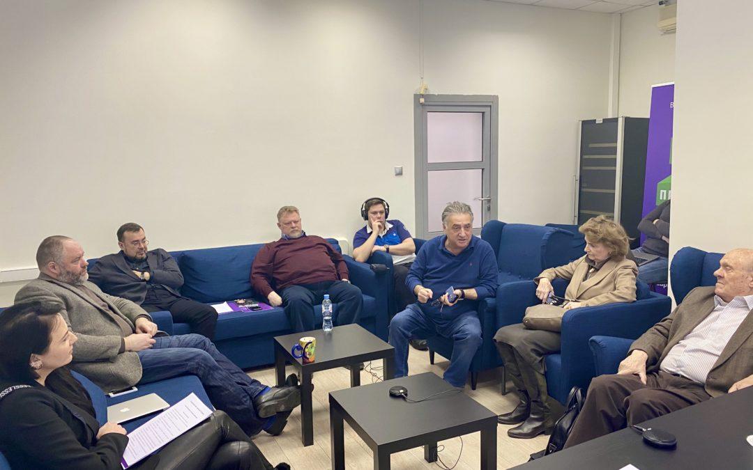 Состоялось заседание Экспертного Совета партии ЗА ПРАВДУ