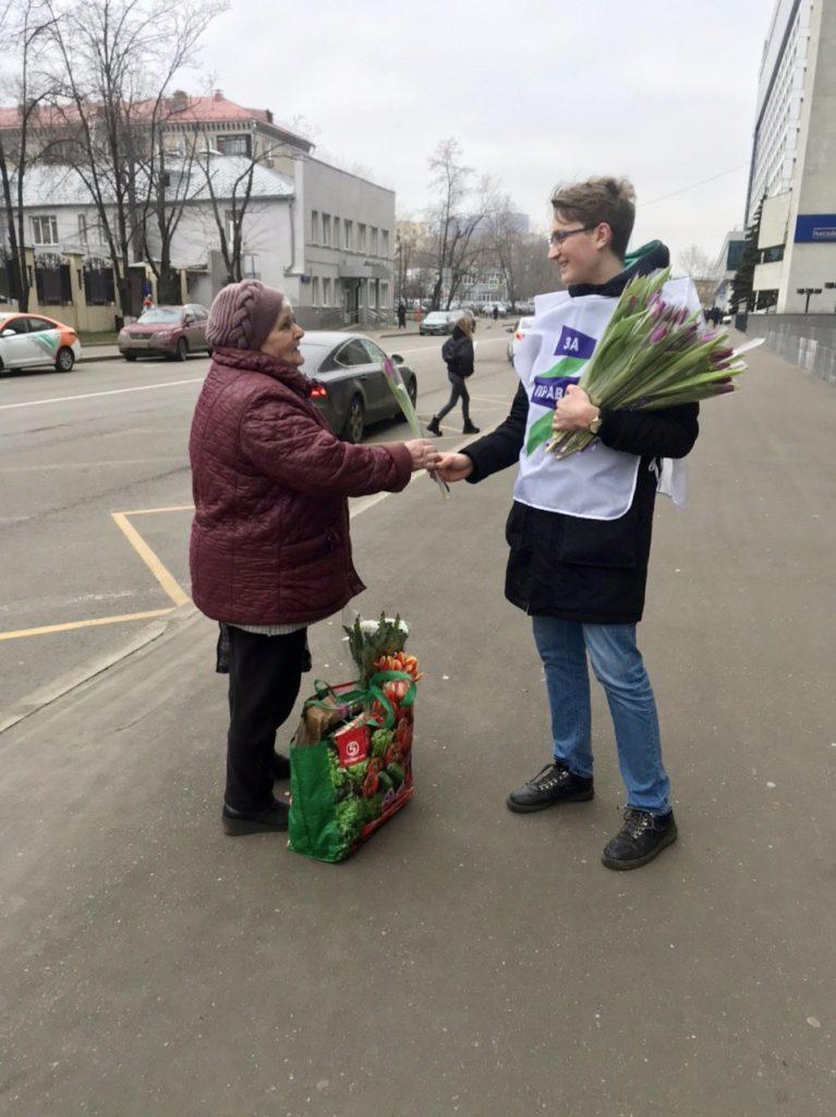 6 марта 2020 года стартовала всероссийская акция #8мартаЗАПРАВДУ 5