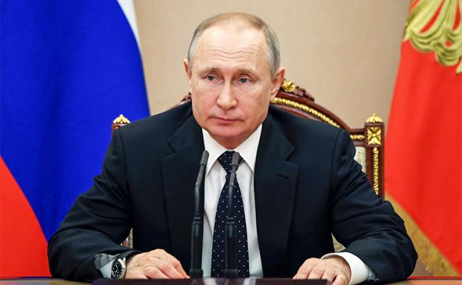 Александр Казаков: Путин запустил процесс управляемого хаоса 2
