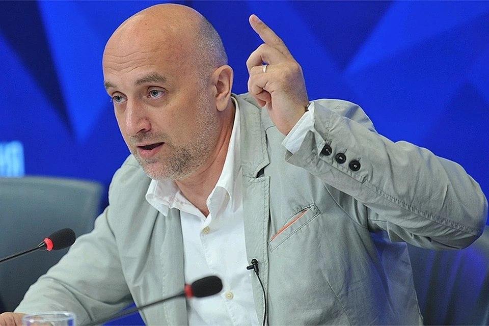 Захар Прилепин назвал русский язык международным оружием России 7