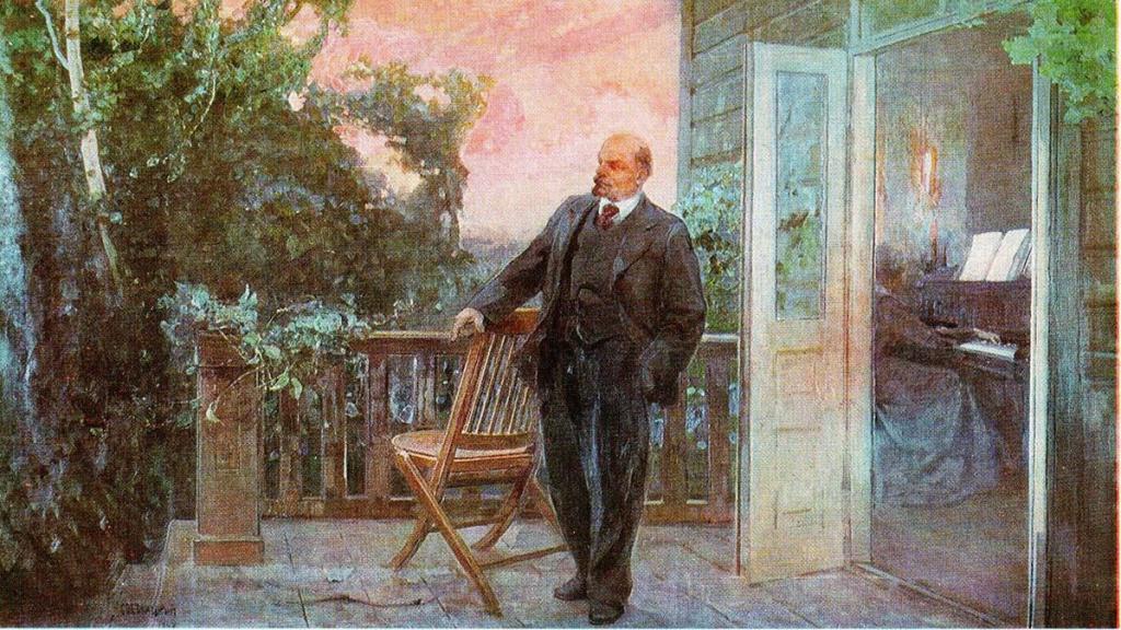 Со временем Ленин будет становиться только популярнее— Захар Прилепин 8