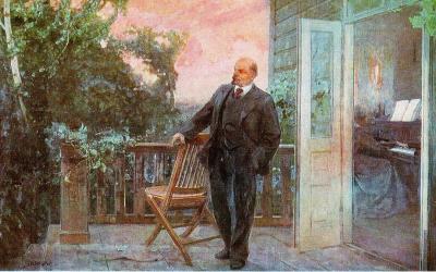 Со временем Ленин будет становиться только популярнее— Захар Прилепин