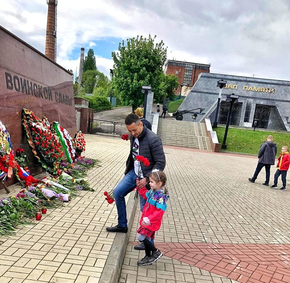 Сторонники Движения ЗА ПРАВДУ поздравляют с 75-летием Победы. Продолжение 7