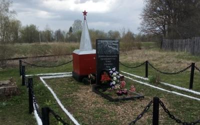 В Смоленской области активисты Движения ЗА ПРАВДУ восстановили памятники Великой Отечественной войны
