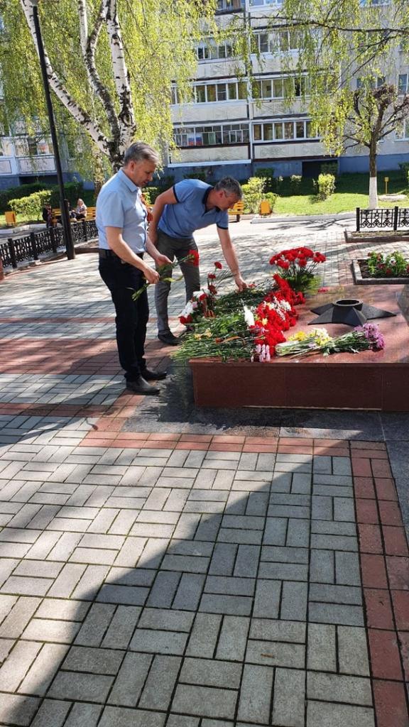 Сторонники Движения ЗА ПРАВДУ поздравляют с 75-летием Победы. Продолжение 4