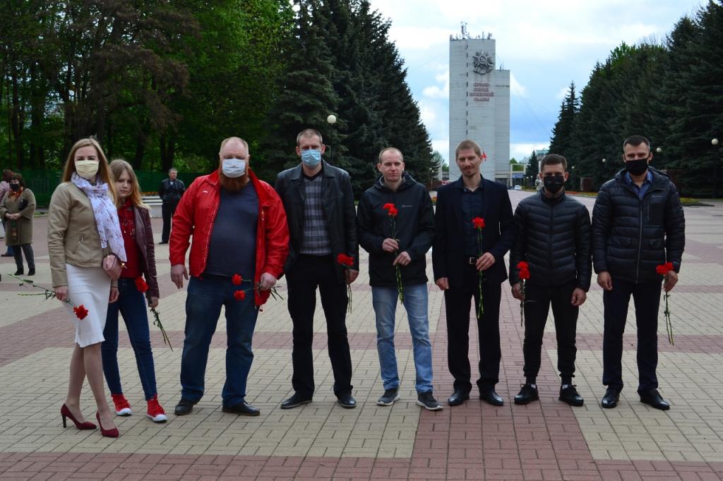 Сторонники Движения ЗА ПРАВДУ поздравляют с 75-летием Победы. Продолжение 17