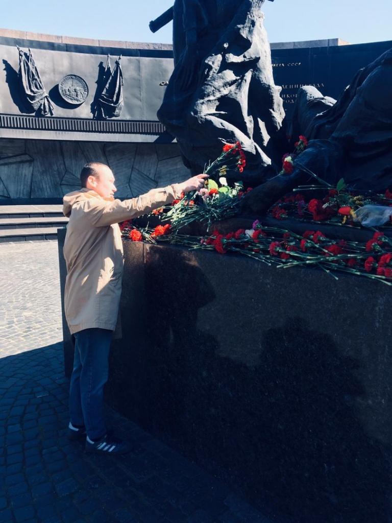 Сторонники Движения ЗА ПРАВДУ поздравляют с 75-летием Победы. Продолжение 21