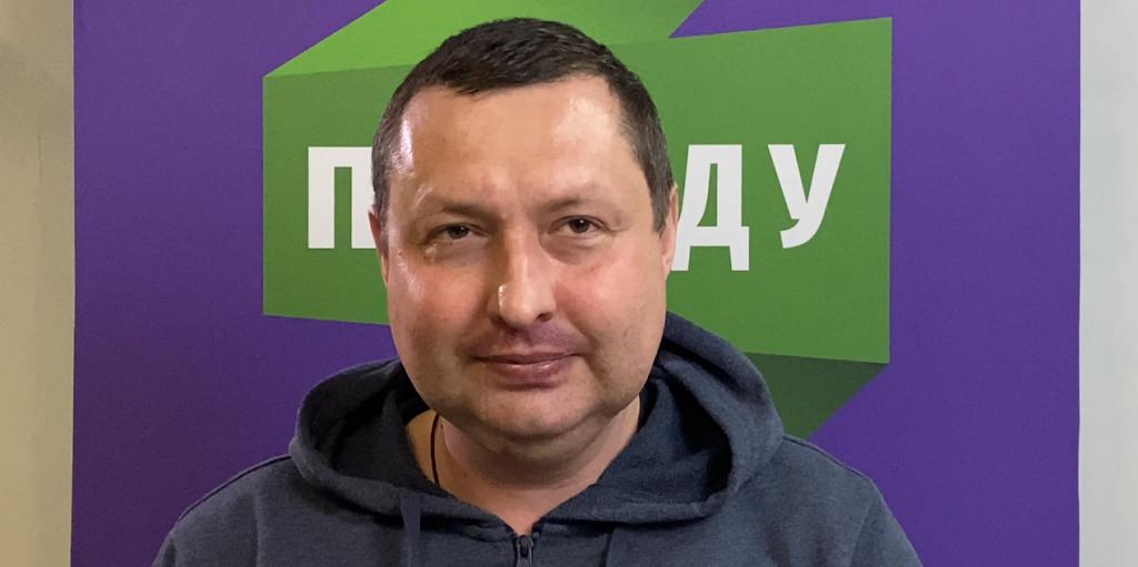 Отвечает советник председателя партии Сергей Фомченков 1