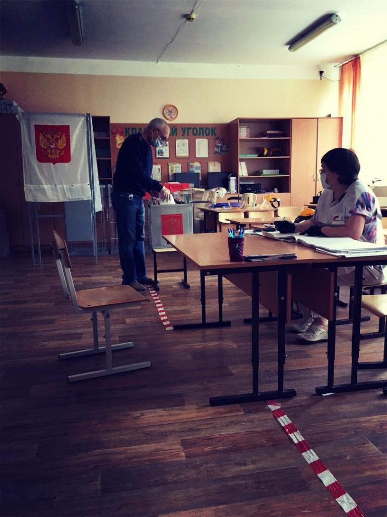 Активисты партии и Движения ЗА ПРАВДУ стали наблюдателями на общероссийском голосовании по поправкам 3