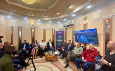 Партия ЗА ПРАВДУ открыла первый предвыборный штаб в Рязани