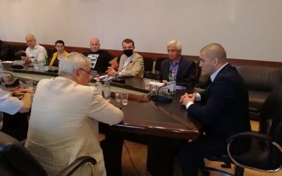 Партия ЗА ПРАВДУ провела круглый стол о будущем Северной Осетии