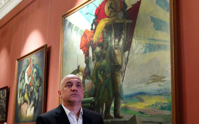 Французский политолог Эммануэль Леруа о Захаре Прилепине