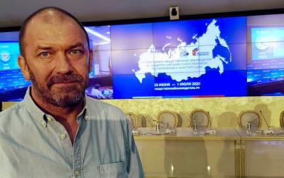Александр Казаков принял участие в подведении итогов по поправкам к Конституции РФ