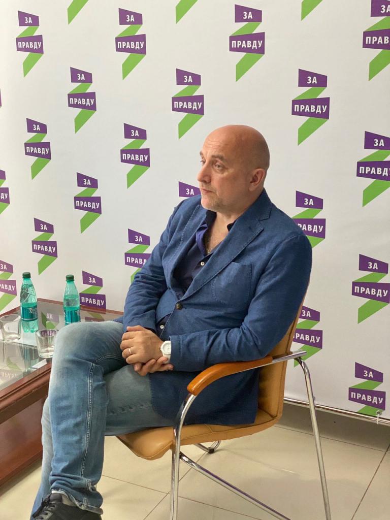В Белгороде открыт предвыборный штаб партии ЗА ПРАВДУ 3