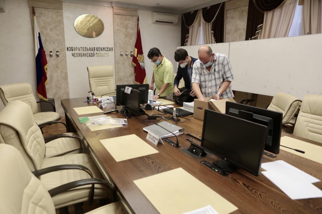 Челябинское отделение партии ЗА ПРАВДУ завершило этап сбора подписей 1