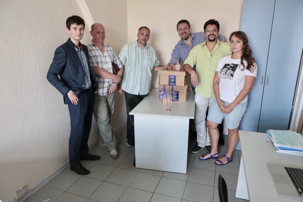 Челябинское отделение партии ЗА ПРАВДУ завершило этап сбора подписей 2