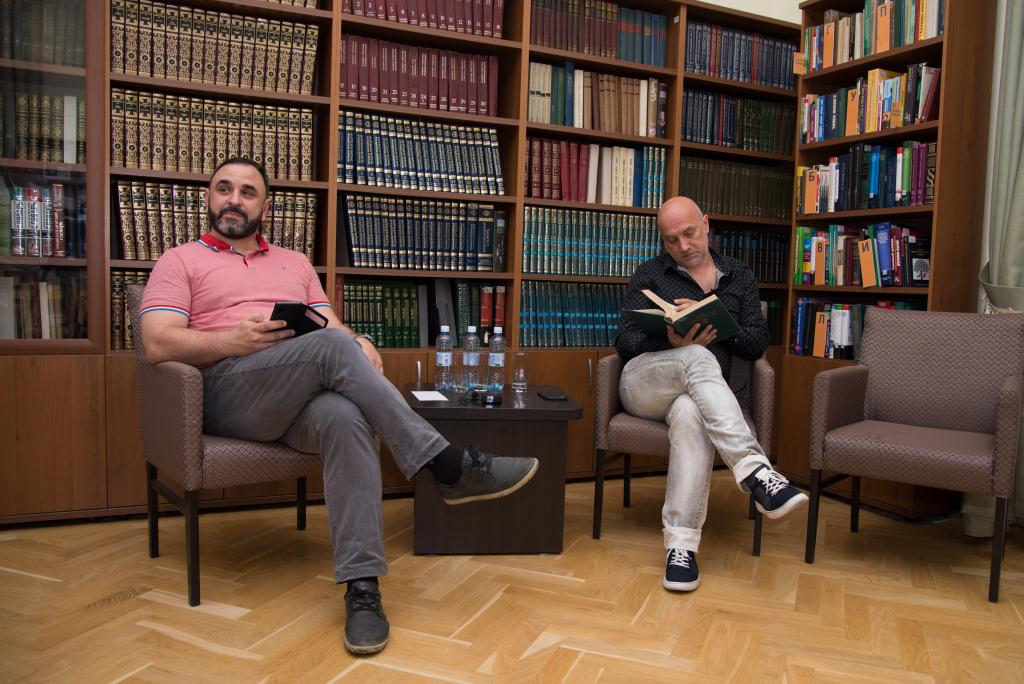 Захар Прилепин, Александр Бабаков, Александр Казаков и Николай Новичков посетили Челябинскую область 4