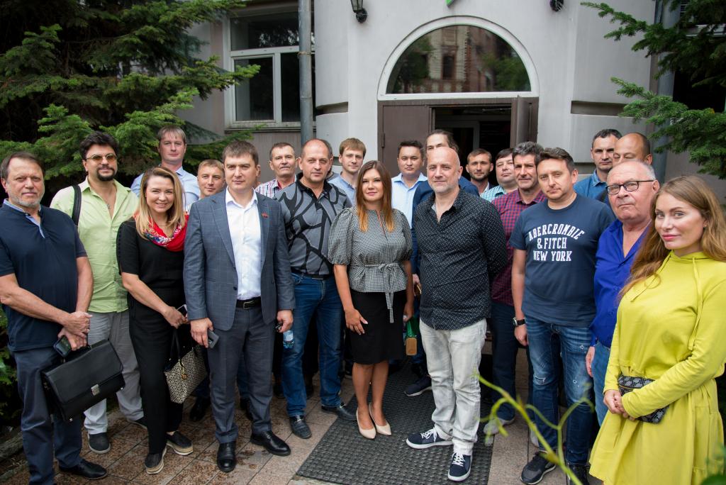 Захар Прилепин, Александр Бабаков, Александр Казаков и Николай Новичков посетили Челябинскую область 8