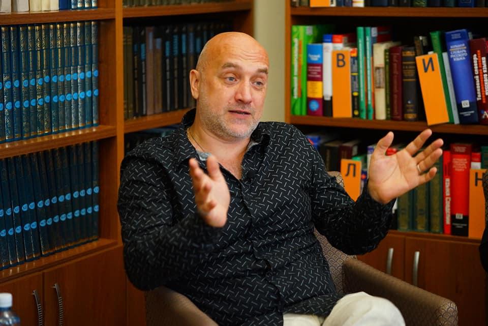 Захар Прилепин: «На 2,5 тысячи рублей паразитом не станешь» 5