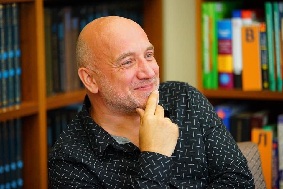Захар Прилепин: «На 2,5 тысячи рублей паразитом не станешь» 1