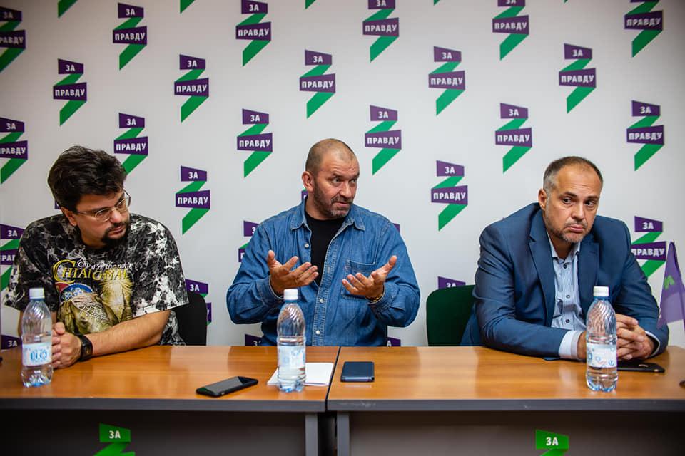 Второй день визита Александра Казакова: Челябинск ждёт партийную программу 8