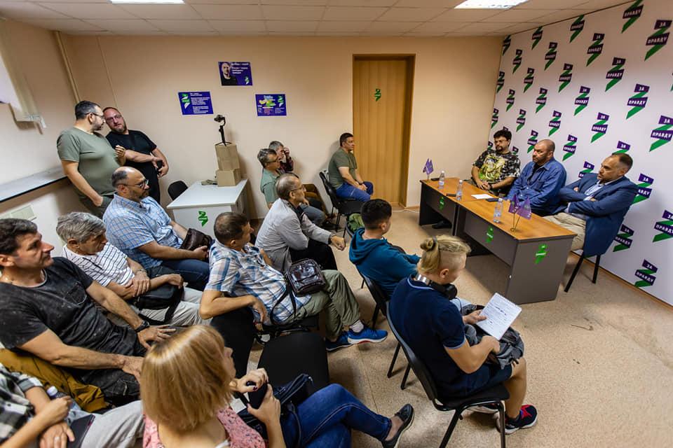 Второй день визита Александра Казакова: Челябинск ждёт партийную программу 2