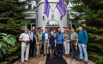 Второй день визита Александра Казакова: Челябинск ждёт партийную программу