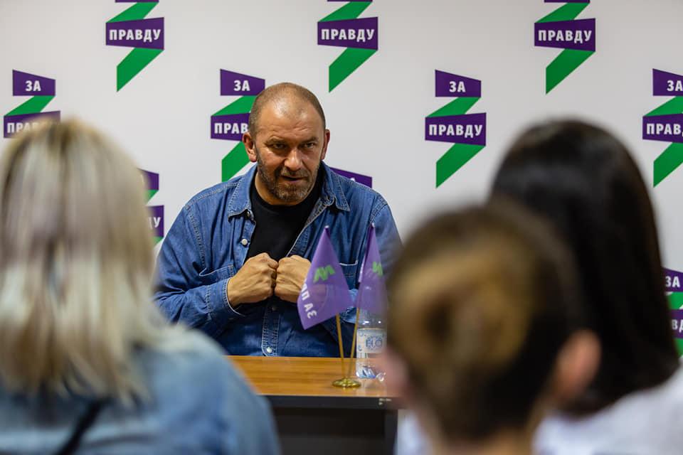 Второй день визита Александра Казакова: Челябинск ждёт партийную программу 13