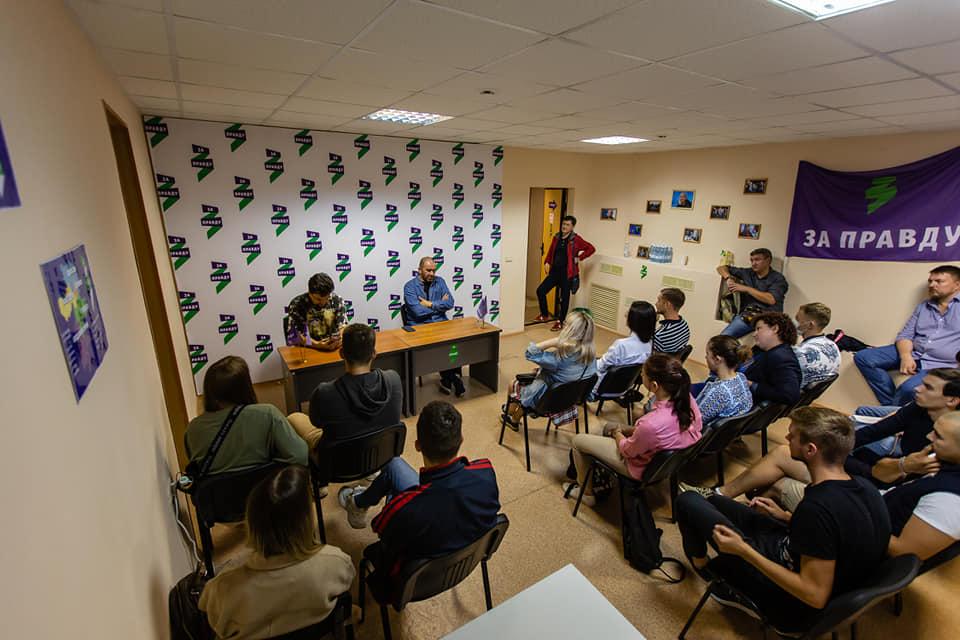 Второй день визита Александра Казакова: Челябинск ждёт партийную программу 3