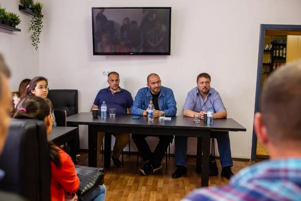 Александр Казаков проверил штабы Южного Урала 6