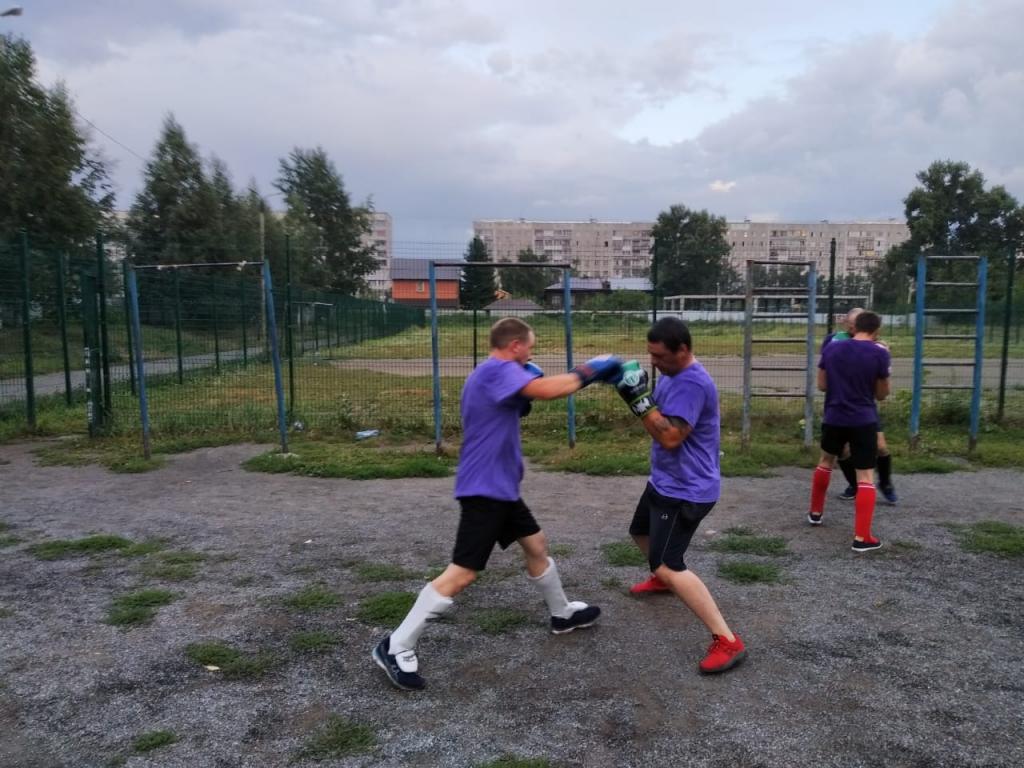 Спортивная Сибирь 1