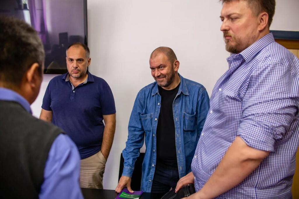 Александр Казаков проверил штабы Южного Урала 8