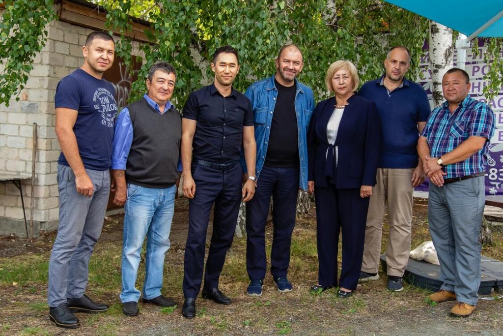 Александр Казаков проверил штабы Южного Урала 12