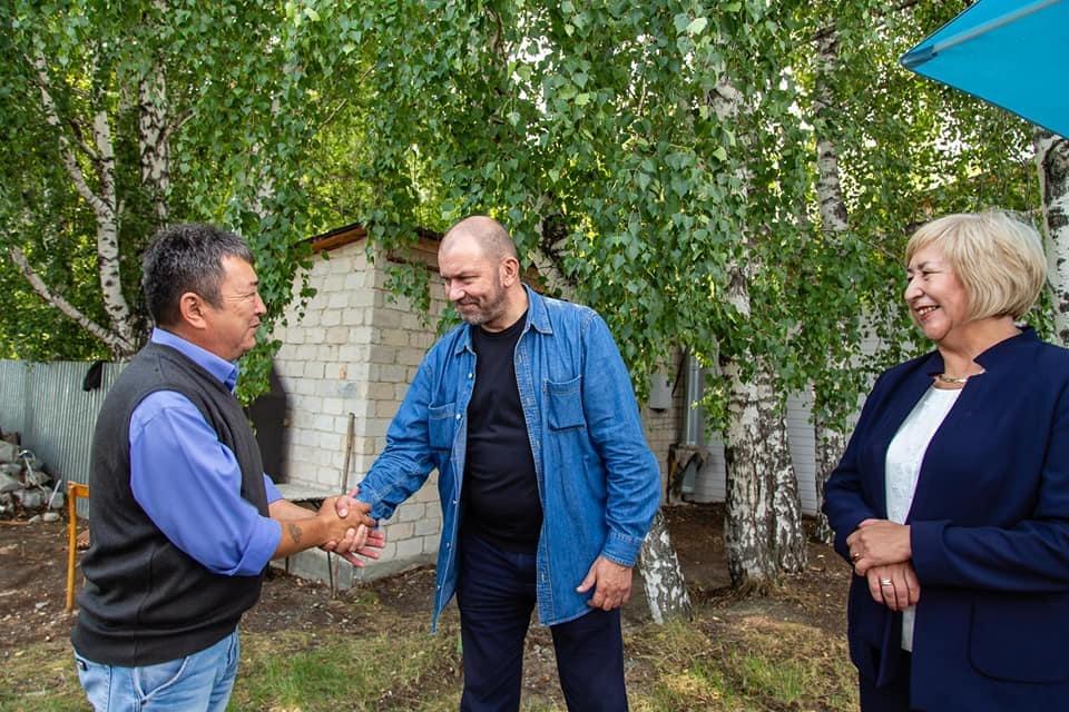 Александр Казаков проверил штабы Южного Урала 11
