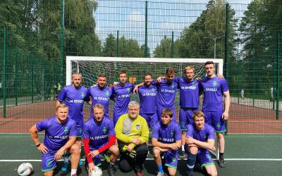 За честный футбол: команда «ЗА ПРАВДУ» приняла участие в футбольном турнире в Костроме