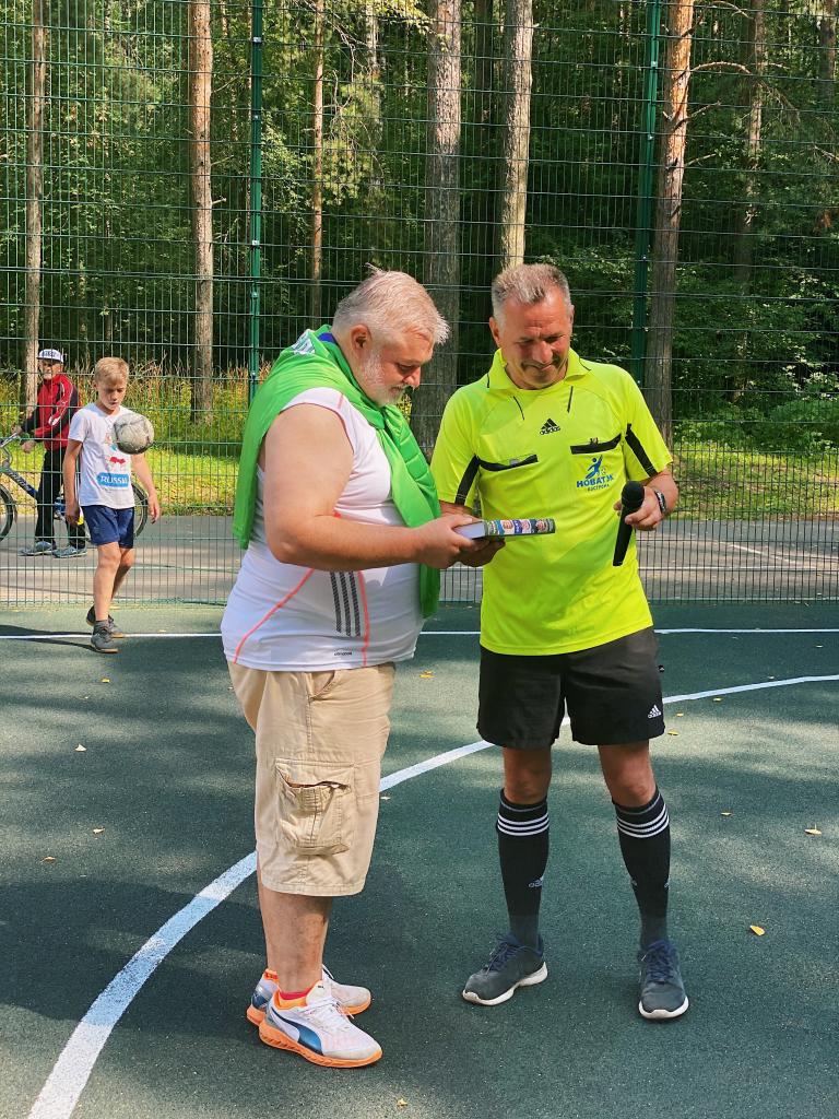 За честный футбол: команда «ЗА ПРАВДУ» приняла участие в футбольном турнире в Костроме 13