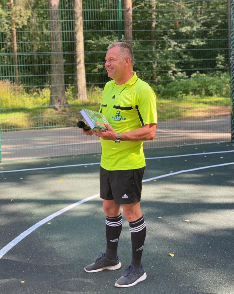За честный футбол: команда «ЗА ПРАВДУ» приняла участие в футбольном турнире в Костроме 10