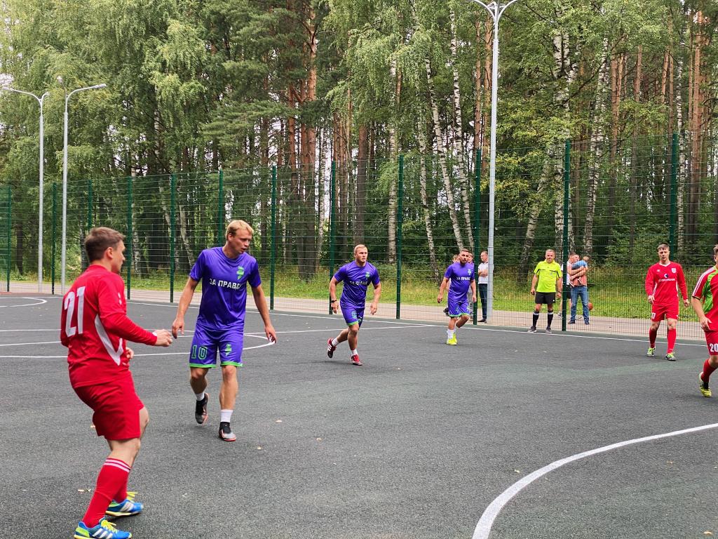 За честный футбол: команда «ЗА ПРАВДУ» приняла участие в футбольном турнире в Костроме 7